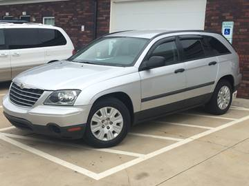 2006 Chrysler Pacifica for sale at A&M Enterprises in Concord NC