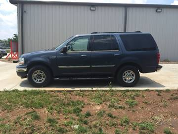 2000 Ford Expedition for sale at A&M Enterprises in Concord NC