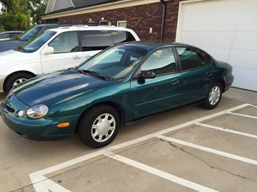 1996 Ford Taurus for sale at A&M Enterprises in Concord NC