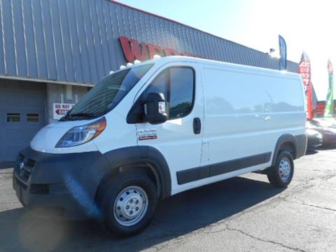 2017 RAM ProMaster Cargo for sale in Schenectady, NY