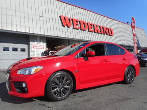 2016 Subaru WRX for sale in Schenectady, NY