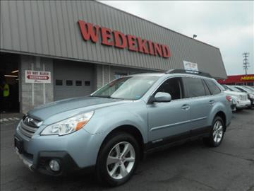 2013 Subaru Outback for sale in Schenectady, NY