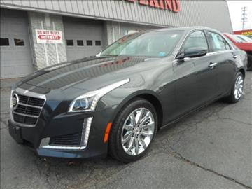 2014 Cadillac CTS for sale in Schenectady, NY