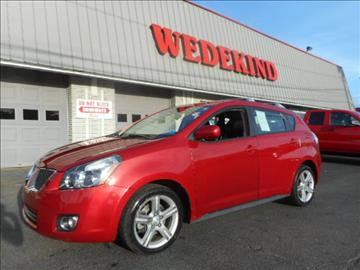 2009 Pontiac Vibe for sale in Schenectady, NY