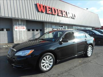 2013 Chrysler 200 for sale in Schenectady, NY