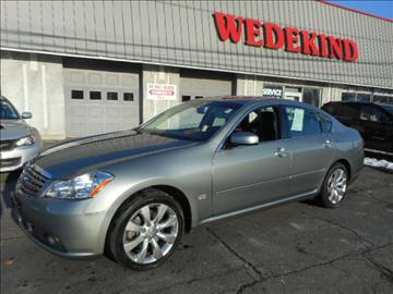 2007 Infiniti M35 for sale in Schenectady, NY