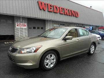 2009 Honda Accord for sale in Schenectady, NY