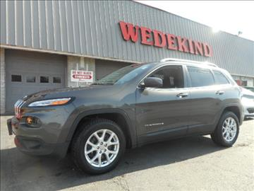2014 Jeep Cherokee for sale in Schenectady, NY