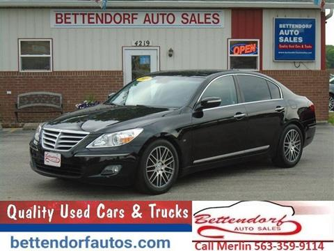 2009 Hyundai Genesis for sale in Moline, IL