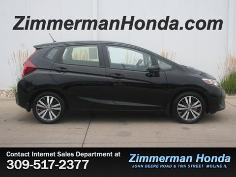 2016 Honda Fit for sale in Moline, IL