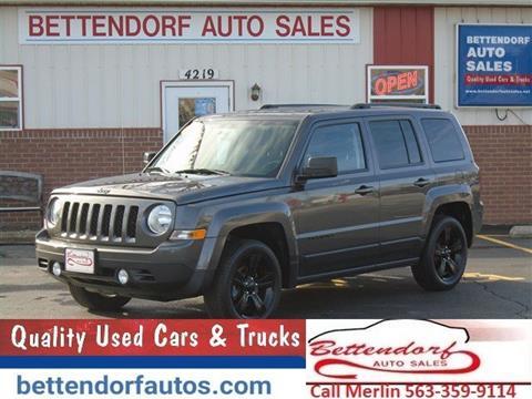 2015 Jeep Patriot for sale in Moline, IL
