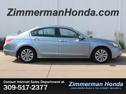 2011 Honda Accord for sale in Moline, IL