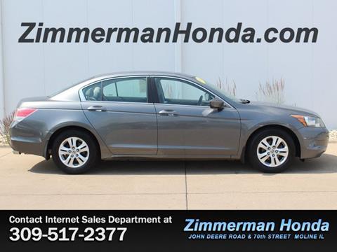 2008 Honda Accord for sale in Moline, IL
