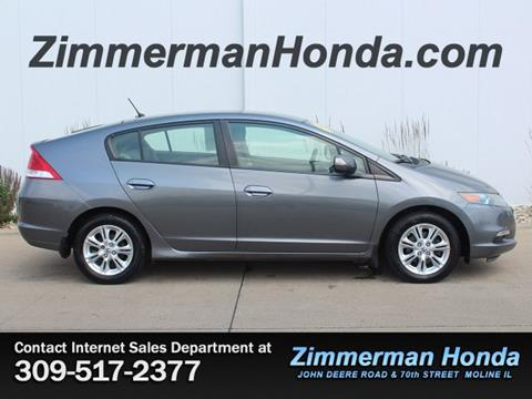 2010 Honda Insight for sale in Moline, IL