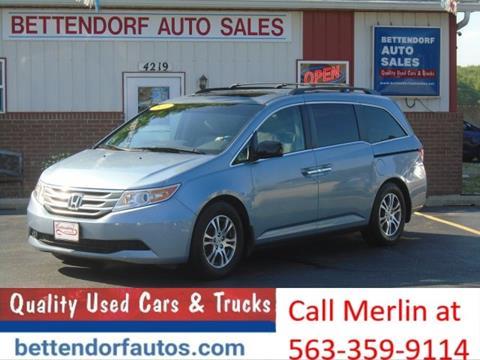 2011 Honda Odyssey for sale in Moline, IL