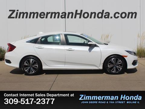 2016 Honda Civic for sale in Moline, IL