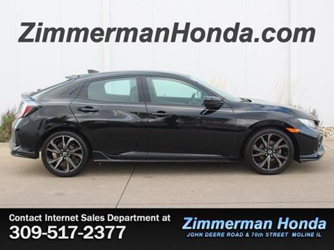 2017 Honda Civic for sale in Moline, IL