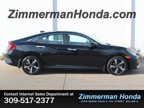 2016 Honda Civic for sale in Moline, IL