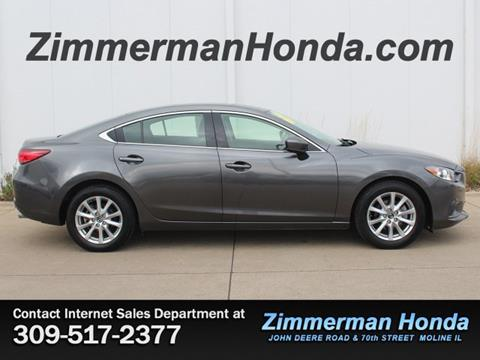 2017 Mazda MAZDA6 for sale in Moline, IL