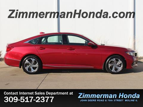 2018 Honda Accord for sale in Moline, IL