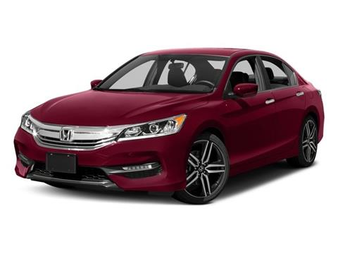 2017 Honda Accord for sale in Moline, IL