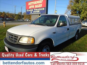 2002 Ford F-150 for sale in Moline, IL
