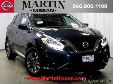 2017 Nissan Murano for sale in Skokie, IL