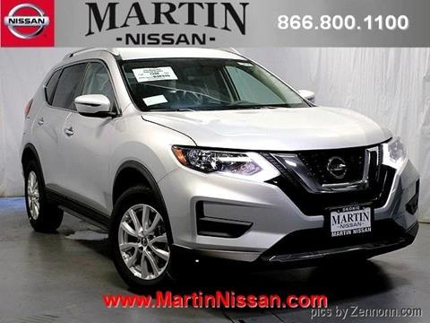 2017 Nissan Rogue for sale in Skokie, IL