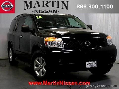2014 Nissan Armada for sale in Skokie, IL