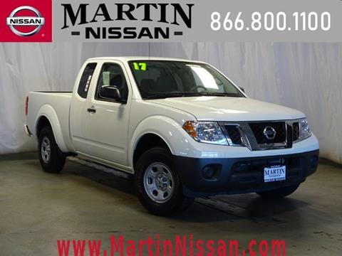 2017 Nissan Frontier for sale in Skokie, IL