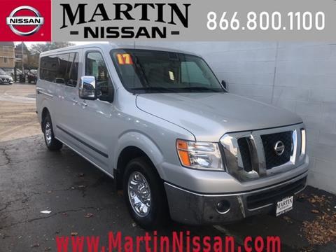 2017 Nissan NV Passenger for sale in Skokie, IL