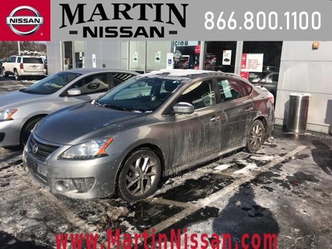 2013 Nissan Sentra for sale in Skokie, IL