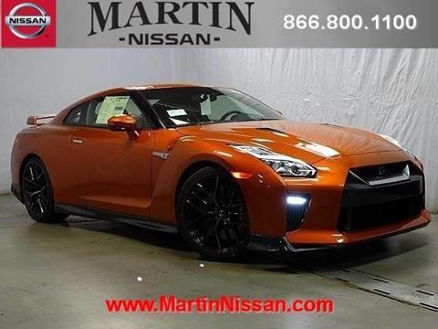 2017 Nissan GT-R for sale in Skokie, IL