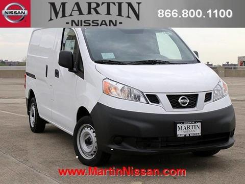 2017 Nissan NV200 for sale in Skokie, IL