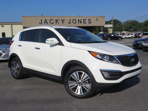 2015 Kia Sportage for sale in Gainesville, GA