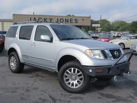 2010 Nissan Pathfinder for sale in Gainesville, GA