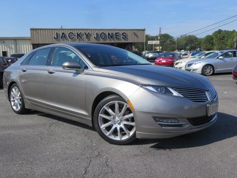 2015 Lincoln MKZ Hybrid for sale in Gainesville, GA