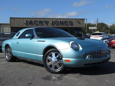 2002 Ford Thunderbird for sale in Gainesville, GA