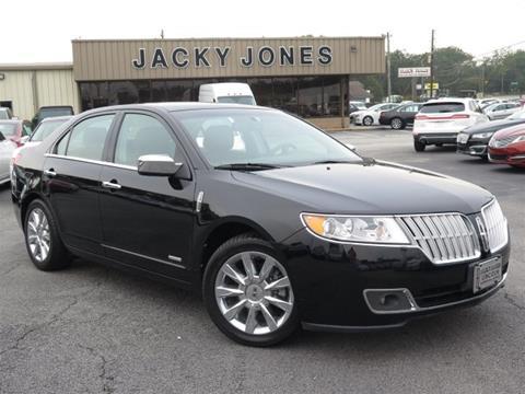 2012 Lincoln MKZ Hybrid for sale in Gainesville, GA