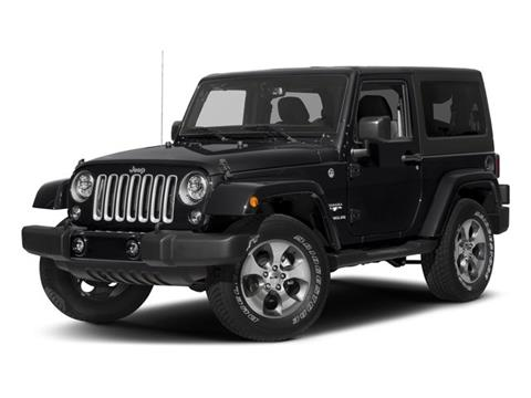 2018 Jeep Wrangler for sale in Gainesville, GA