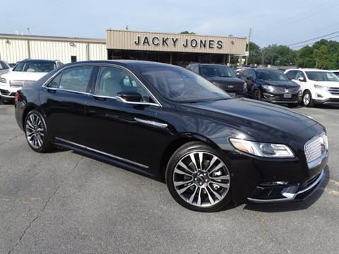 2019 Lincoln Continental for sale in Gainesville, GA