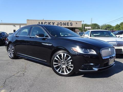 2019 Lincoln Continental for sale in Gainesville, GA