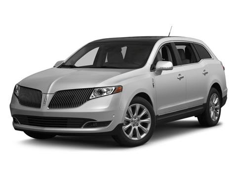 2015 Lincoln MKT Town Car for sale in Gainesville, GA
