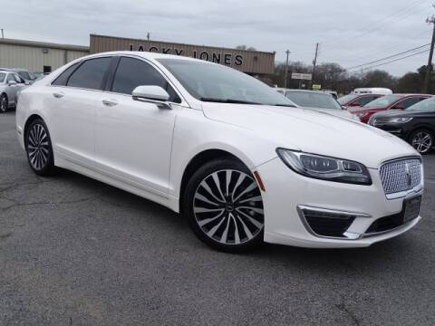 2018 Lincoln MKZ Black Label for sale at Jacky Jones Lincoln -  Jacky Jones Lincoln in Gainesville GA