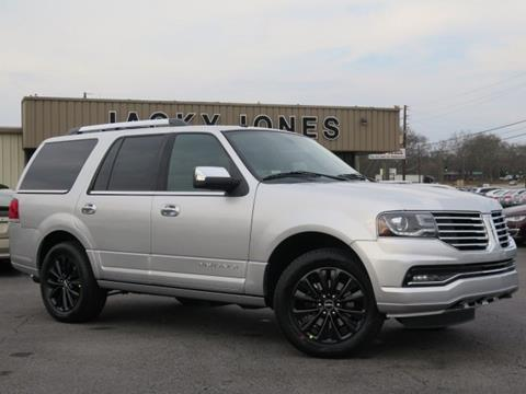 2017 Lincoln Navigator for sale in Gainesville, GA