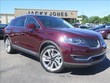 2017 Lincoln MKX for sale in Gainesville, GA