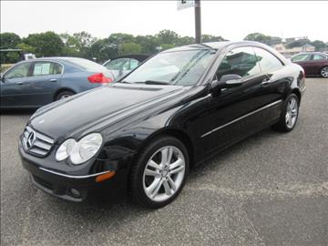 2009 Mercedes-Benz CLK for sale in Patchogue, NY