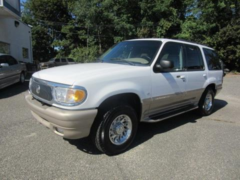 2000 Mercury Mountaineer for sale in Patchogue, NY