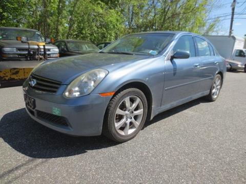 2006 Infiniti G35 for sale in Patchogue, NY