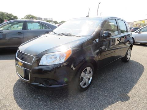 2009 Chevrolet Aveo for sale in Patchogue, NY
